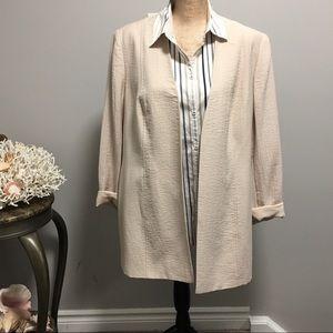 🇨🇦 Beige Women's Blazer/Jacket